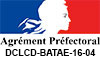 Agrementation préfecture logo
